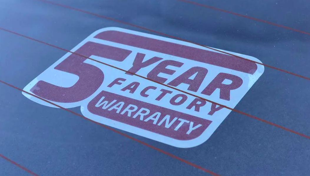 new car warranty servicing hervey bay
